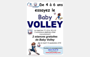 Baby Volley 2020 2021
